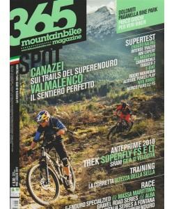 365 Mountain Bike Magazine-mensile n.66 Luglio 2017 Dolomiti Paganella bike park