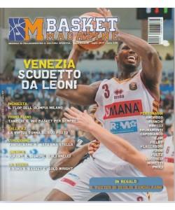 Basket Magazine - mensile di Pallacanestro n. 38 Luglio 2017
