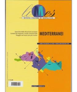 "Limes - mensile n. 6/2017  - Mediterranei ""rivista italiana di Geopolitica"""