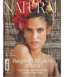 Natural Style - mensile n. 170 Agosto 2017 - Regalati 10 anni di vita