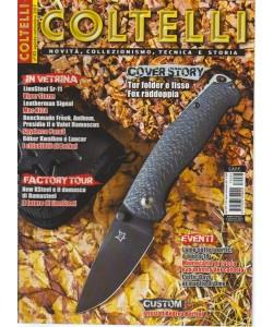 Coltelli - bimestrale n. 83 Agosto 2017 - Tur folder e fisso... Fox raddoppia