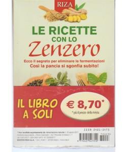 RIZA - Ricette con lo Zenzero -