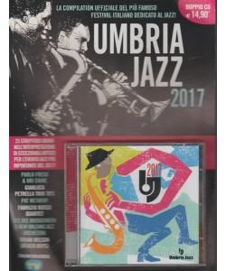Doppio CD Umbria Jazz 2017 - 23 brani strepitosi by Sorrisi e Canzoni TV
