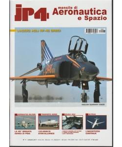 JP4 -il mensile di aeronautica e Spazio n.7 Luglio 2017 L'addio agli RF-4E greci