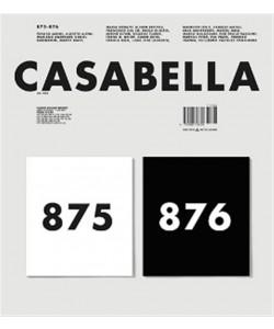 Casabella - mensile n. 875/876 Luglio/Agosto 2017