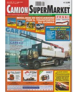 Camion Super Market - mensile n. 7 Luglio 2017