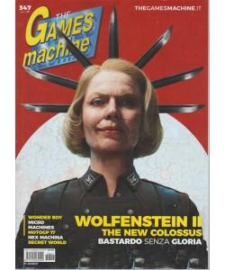 The Games Machine - mensile n. 347 Agosto 2017 Wolfenstein II