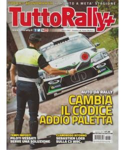 Tuttorally Più - Mensile n. 8 Agosto 2017 Sebastian Loeb sulla C3 WRC