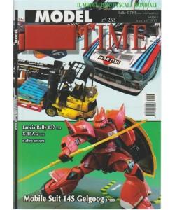Model Time - mensile n. 253 Agosto 2017 - Il modellismo in scala mondiale