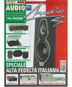 Audio Review - mensile n. 390 - Agosto 2017 - Speciale Alta fedeltà italiana