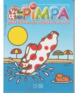 Pimpa - mensile n. 360 Agosto 2017