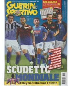 Guerin Sportivo - mensile n. 9 Settembre 2017 + Calendari Europa 2017/2018