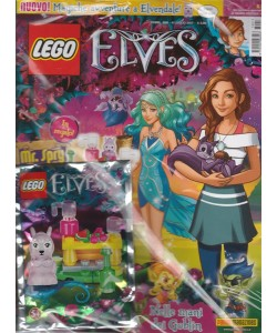 Panini Friends n. 13 - Lego Elves magazine N.3 - Luglio 2017 + Flowpack