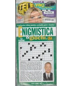 Telesette - settimanale pocket n. 34 - 15 Agosto 2017 + Enigmistica & giochi