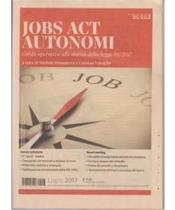 Jobs Act Autonomi - Guida operativa alle novità della legge 81/2017