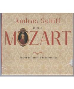 """Andras Schiff - Il mio Mozart - """" Lieder e Cantata Massonica"""