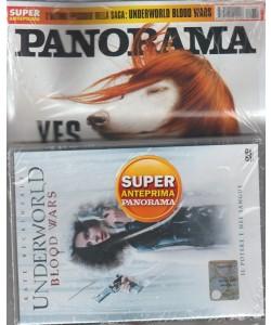 Panorama - settimanale n.35(2673) - 17 agosto 2017 + DVD Underworld Blood wars