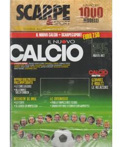 Il Nuovo Calcio - mensile n. 95 Agosto 2017 + Scarpe & Sport Autunno 2017