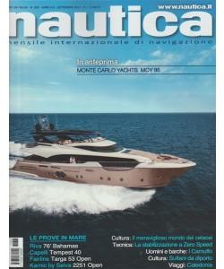 Nautica - mensile internazionale di navigazione n. 665 - Settembre 2017