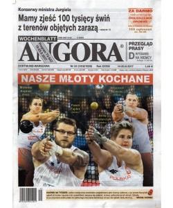 Angora - settimanale in lingua polacca n. 34 - 14 Agosto 2017
