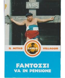 6° DVD il Mitico Paolo Villaggio - Fantozzi va in Pensione - Regista: Neri Parenti