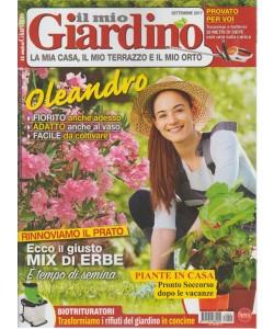 Il mio Giardino -mensile n.215 Settembre 2017-Biotrituratori: Rifiuti in concime