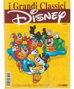 i Grandi Classici Disney - mensile n. 20 - Agosto 2017 - Panini Comics