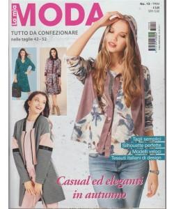 La mia Moda - trimestrale n. 13 Agosto 2017 - Casual ed eleganti in autunno