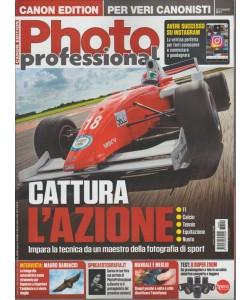 """Professional Photo""""Canon edition""""-mensile n.94 Settembre 2017 Per veri Canonisti"""