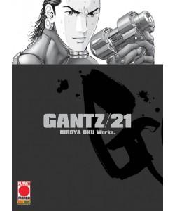 Manga: Gantz Nuova Edizione   21 - Planet Manga - Panini Comics