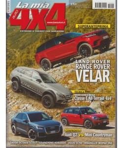 La mia Auto 4X4 - bimestrale n.153 Settembre 2017 - Extreme& trendy Car Magazine