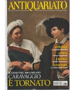 Antiquariato - mensile n. 437 Settembre 2017 A Firenze la grande Biennale