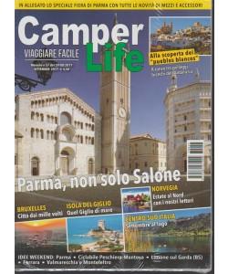 Camperlife-viaggiare facile-mensile n.59 Settembre 2017+speciale Fiera di Parma