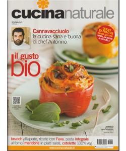"""Cucina Naturale-mensile n.8 Settembre2017-Cannavacciuolo""""cucina di chef Antonio"""""""