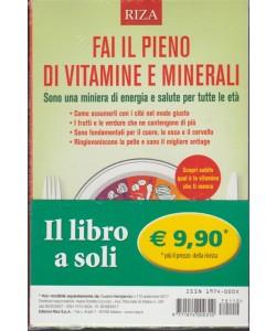 RIZA Fai il pieno di vitamine e minerali