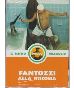 """DVD """"il mitico Paolo Villaggio""""- Fantozzi alla Riscosssa - Regista: Neri Parenti"""