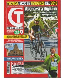"""Cicloturismo""""tecnica Granfondo""""-mensile n.9 Settembre 2017- le tendenze del 2018"""
