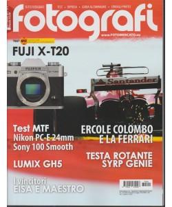 Tutti Fotografi - mensile n. 9 settembre 2017 - Ercole Colombo e la Ferrari