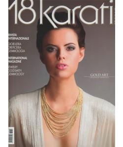 18 Karati gold & fashion - bimestrale n. 190 Agosto 2017 Gold Art Italian jewels