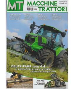 Macchine Trattori - mensile n. 175 Settembre 2017 - Deutz-Fahr serie 6.4