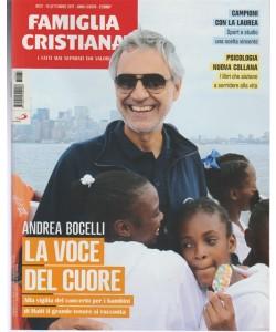 Famiglia Cristiana-settim.n.37-10 Settembre2017 I Fatti mai Separati dai valori
