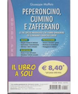 RIZA - Peperoncino, Cumino e Zafferano di Giuseppe Maffeis