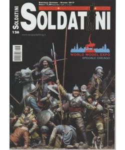 Soldatini - bimestrale n. 126 Settembre 2017 - speciale Chicago