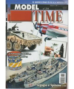 Model Time - mensile n. 254 Settembre 2017 - Segugio e Spinone 1/350