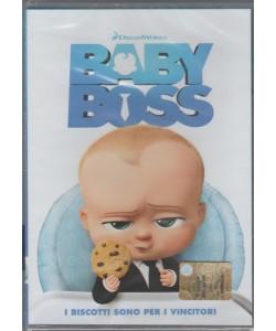"DVD - Baby Boss ""I biscotti sono per i vincitori"" cartoons dream Works"