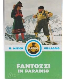 8° DVD - il mitico Paolo Villaggio: Fantozzi In Paradiso - Regista: Neri Parenti
