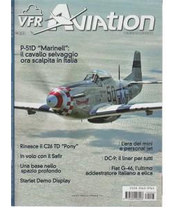 VFR Aviation - mensile di aviazione n. 27 Settembre 2017
