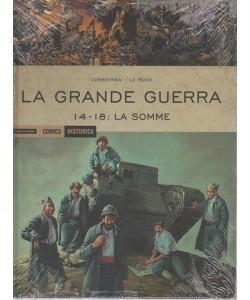 La Grande Guerra 14-18: La somme - collana Historica n.59 Monfdadori Comics