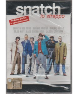"DVD - The Snatch ""lo strappo"" - Regista: Guy Ritchie"