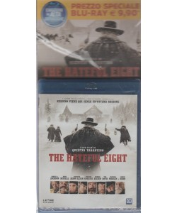 Blu-ray Disc: The Hateful Eight - Regista: Quentin Tarantino